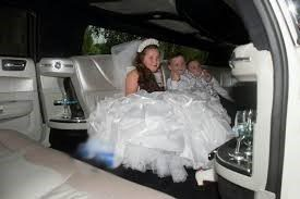 Limousines for First Communion